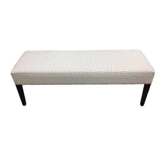Sole Designs Kasumi Chain Cotton Bench