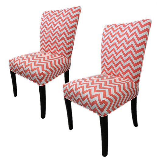 Sole Designs Julia Cotton Parson Chair
