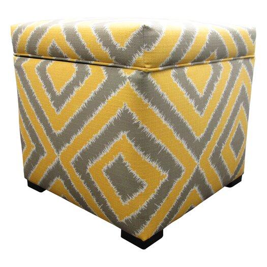 Sole Designs Tami Ottoman