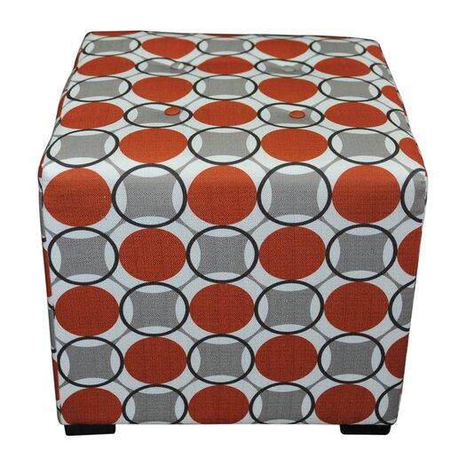 Sole Designs Merton Ottoman