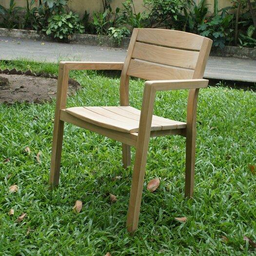 HiTeak Furniture HL Stacking Armchair