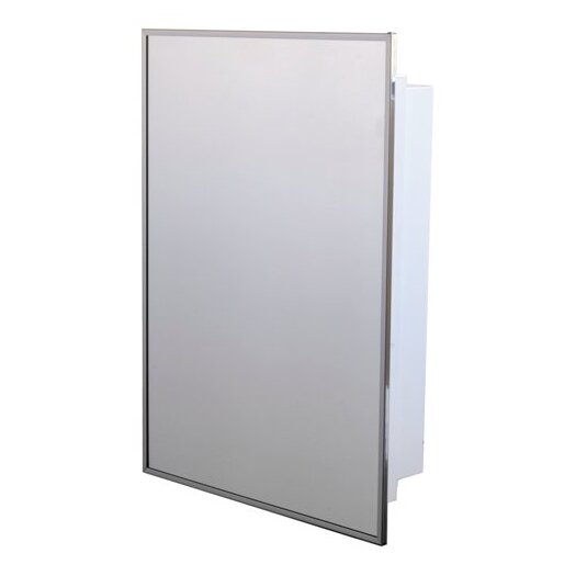 """Frost Products 16"""" x 22"""" Surface Mounted Medicine Cabinet"""