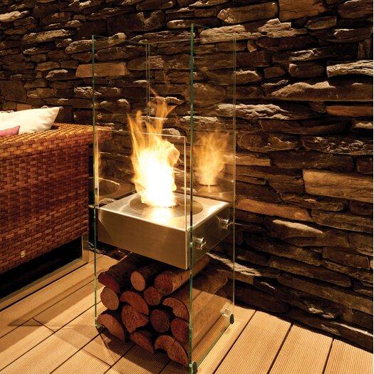 EcoSmart Fire Ghost Bio-Ethanol Fireplace