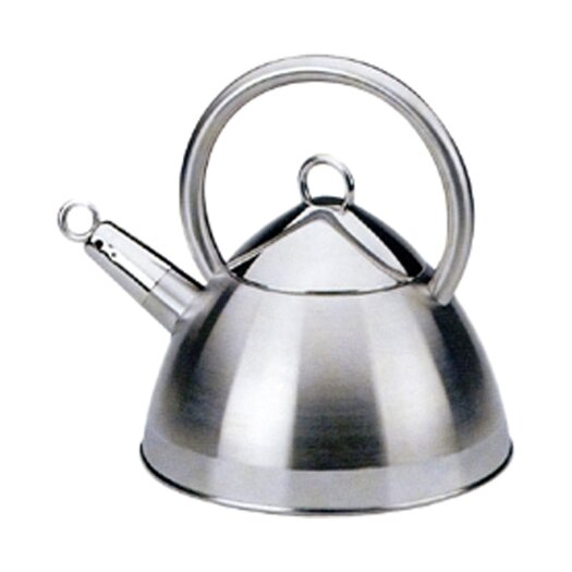 Cuisinox 2.4-qt. Whistling Tea Kettle