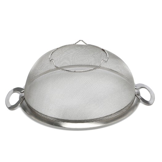 "Cuisinox 10"" Footed Mesh Strainer"