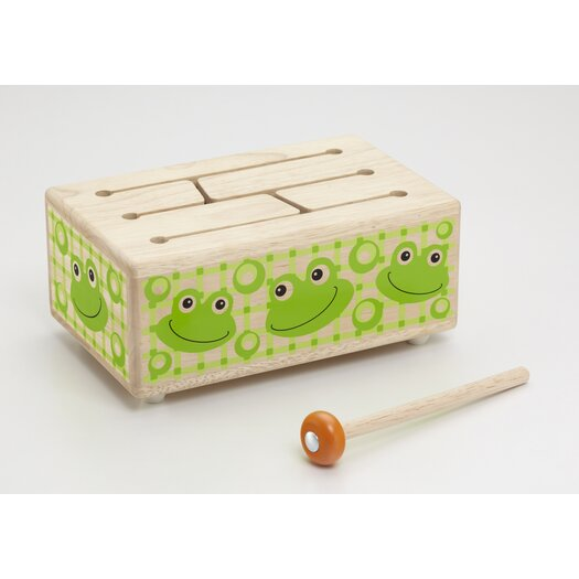 Wonderworld Froggy Drum
