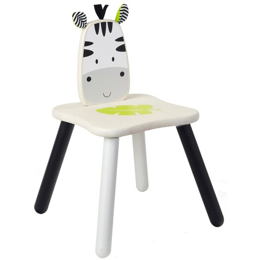 Wonderworld Zebra Kid's Desk Chair