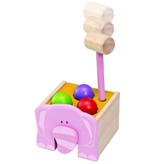 Wonderworld Elephant Pounding Ball