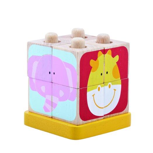 Wonderworld Safari Cubes