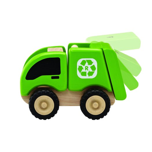 Wonderworld Mini Recyling Truck