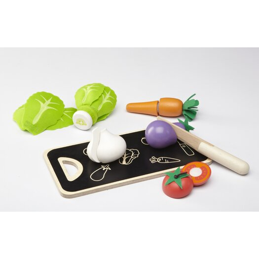 Wonderworld Vegetable Set