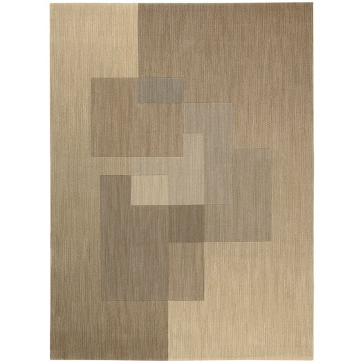 Calvin Klein Home Rug Collection Loom Select Nutmeg Rug