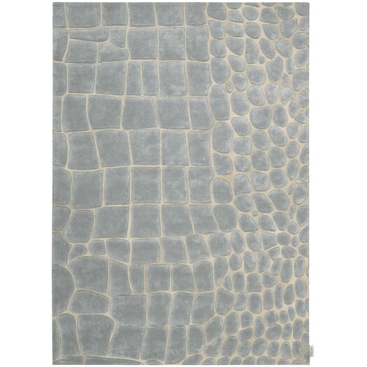 Calvin Klein Home Rug Collection Canyon Grey Area Rug