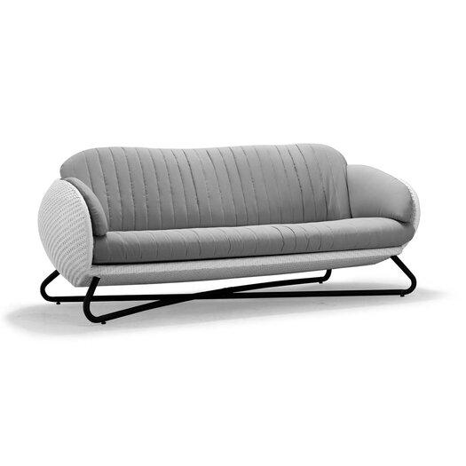 100 Essentials Circle Sofa with Cushions