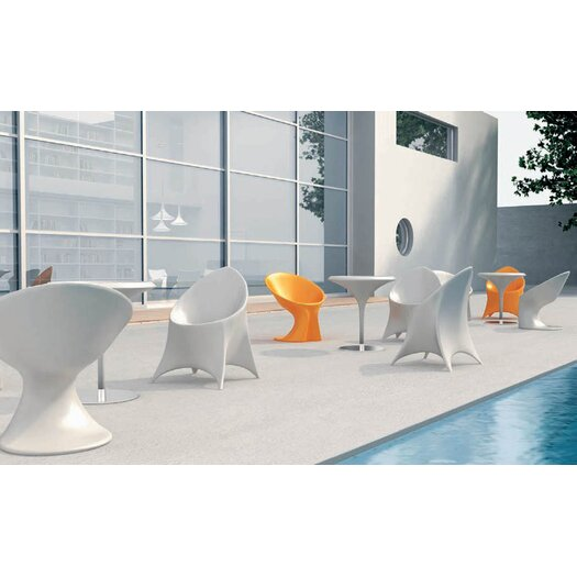 100 Essentials Trendy Illuminated Dining Side Chair