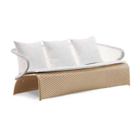 100 Essentials Exotica Sofa with Cushions