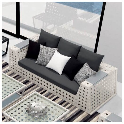 100 Essentials Happy Hour Sofa with Cushions