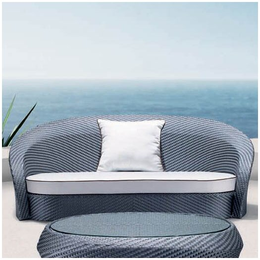 100 Essentials Eclipse Sofa with Cushions