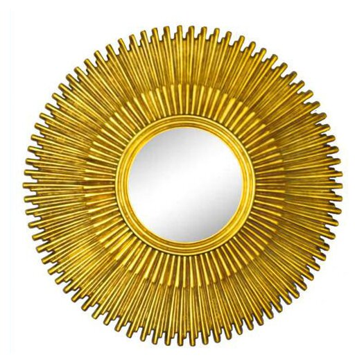 Ultimate Accents  Sunburst Wall Mirror