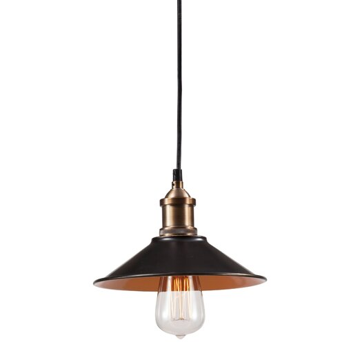 Zuo Era Metaborite 1 Light Mini Pendant