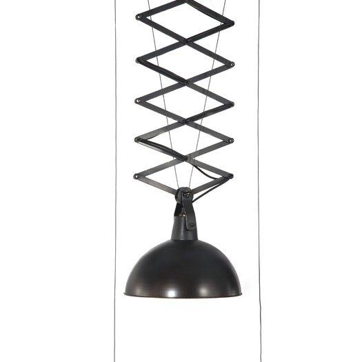 Zuo Era Emerald 1 Light Ceiling Lamp