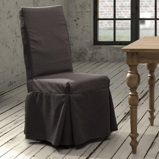Zuo Era Dog Patch Linen Slipcovered Chair