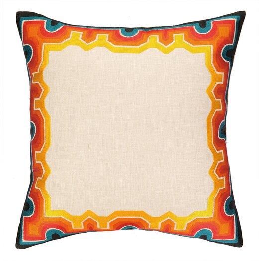 Trina Turk Residential Arcata Embroidered Pillow