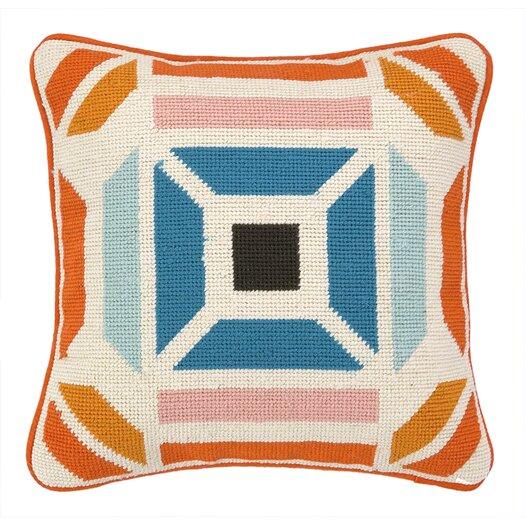 Trina Turk Residential Novato Needlepoint Pillow