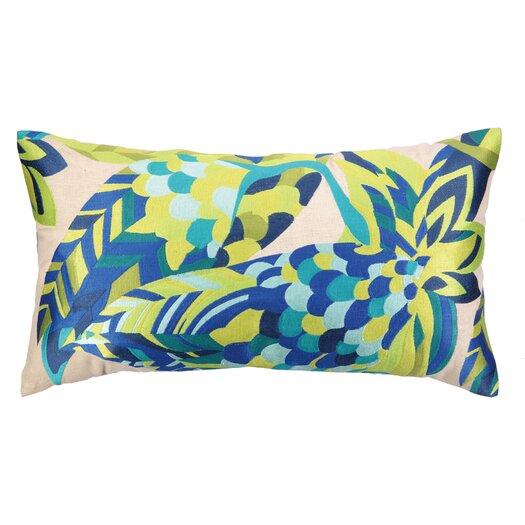 Trina Turk Residential La Palma Embroidered Pillow