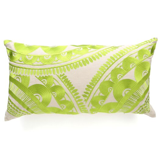 Trina Turk Residential Tribal Linen Pillow