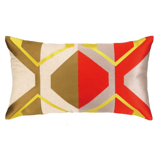 Trina Turk Residential La Playa Embroidered Pillow