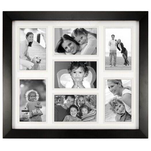 Malden Berkeley 7-Opening Picture Frame