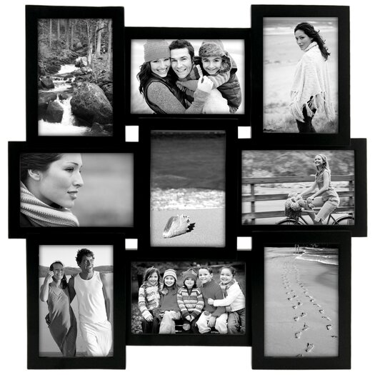 Malden Puzzle Collage Picture Frame