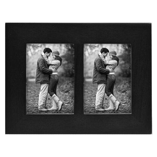 Malden Split Double Linear Picture Frame