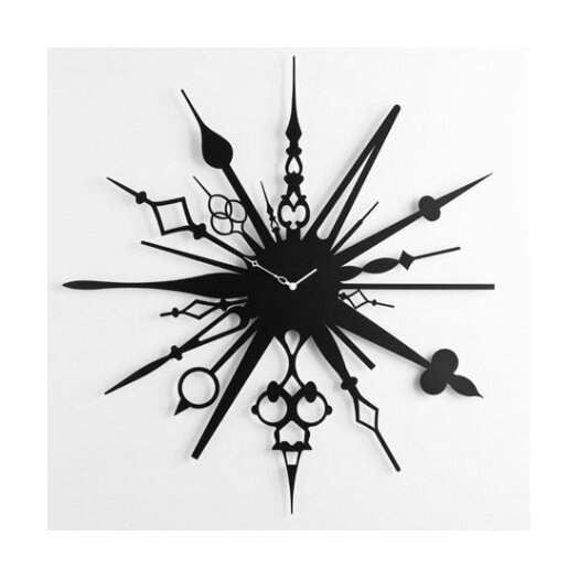 Diamantini & Domeniconi Millelancette Wall Clock