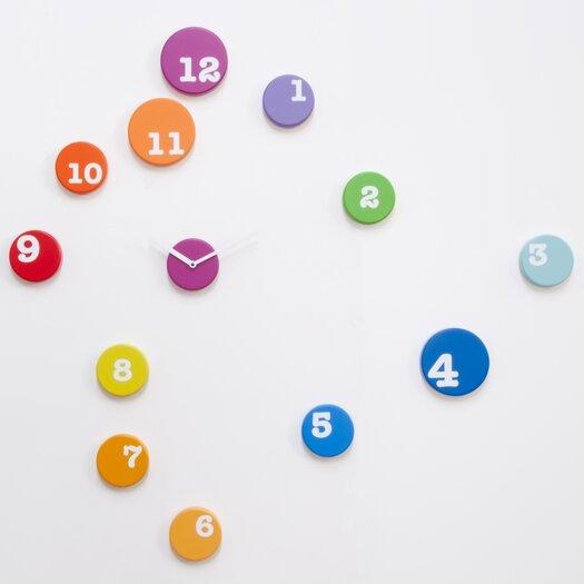 Progetti Fun Time Wall Clock