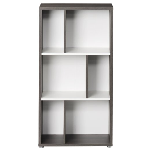 "Tvilum Twist 46.2"" Bookcase"