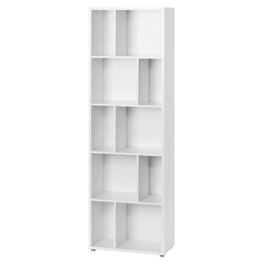 """Tvilum Twist 75.7"""" Bookcase"""