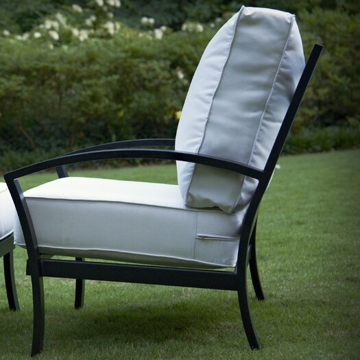 Meadowcraft Maddux Deep Seating Chair with Cushion