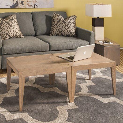 Tucker Furniture Jigsaw Coffee Table