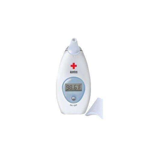 The First Years Red Cross Ear Thermometer