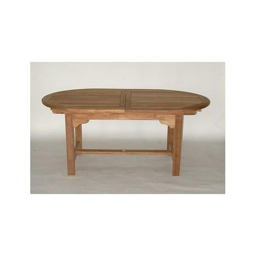 Regal Teak Extension Dining Table