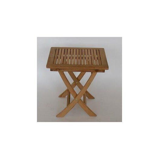 Regal Teak Occasional Side Table