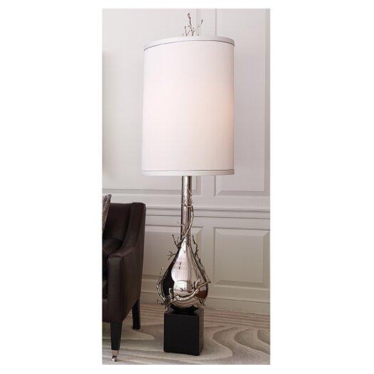Global Views Twig Bulb Floor Lamp