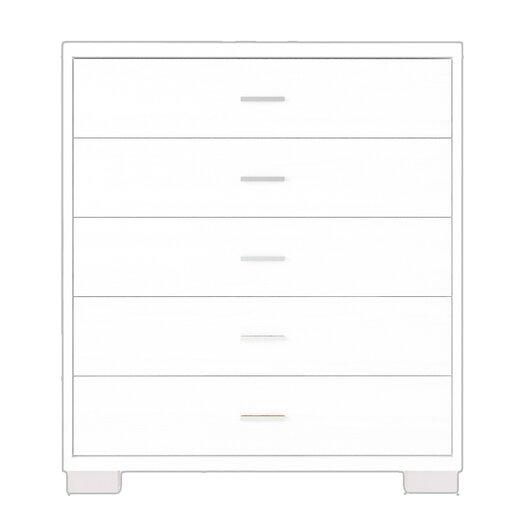 Manhattan Comfort Astor 5 Drawer Dresser