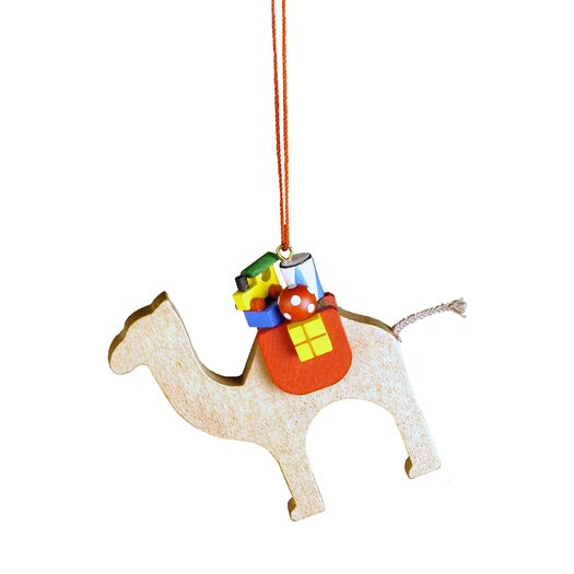 Christian Ulbricht Camel with Toys Ornament