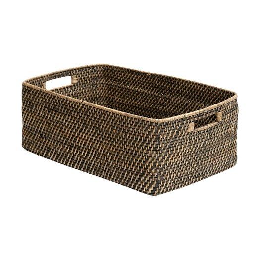 Eco Displayware Eco Friendly Lombok Weave Shelf Basket