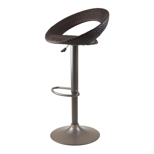 Winsome Bali Adjustable Height Barstool