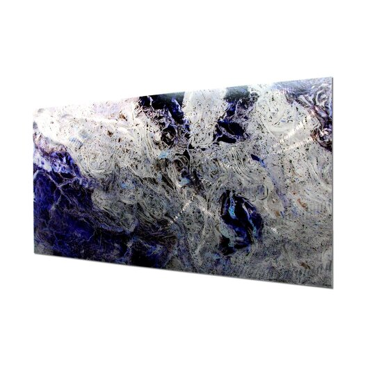 Metal Art Studio Storm Graphic Art Plaque