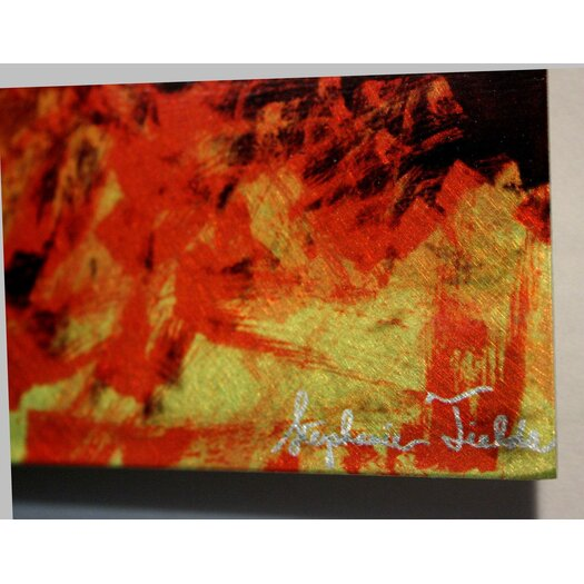 Metal Art Studio Seasons of Change Graphic Art Plaque